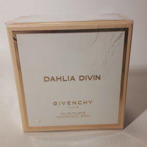 Dahlia Divin Givenchy Paris Fragrance 50ml NIB